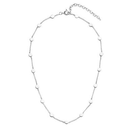 Violet Hamden Luna girocollo in argento sterling 925