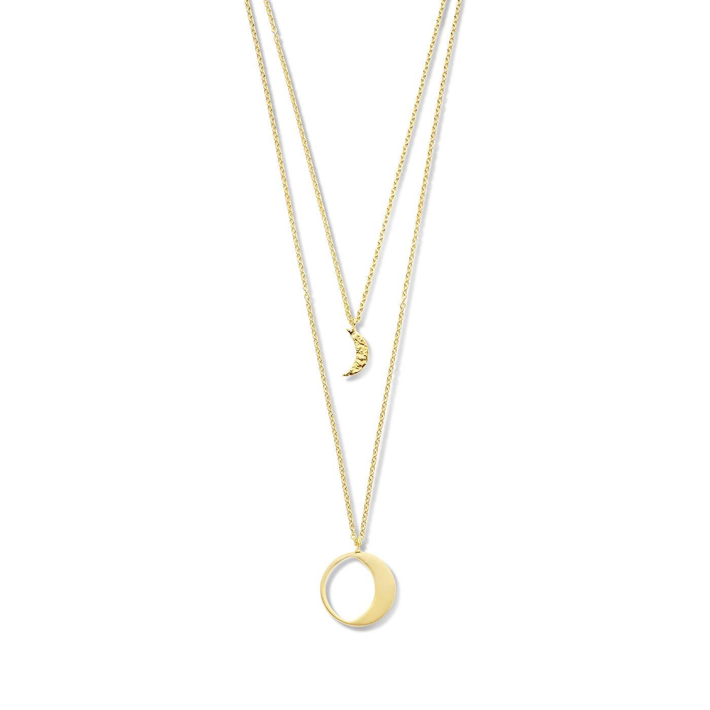 Luna Necklace Gold