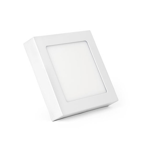 PURPL LED Downlight Montering Firkant 12w 3000k