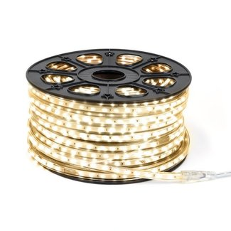 PURPL LED STRIP 230V I 3000K, ip67- 50 METER KOMPLET