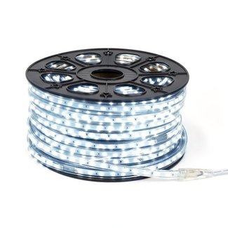PURPL LED STRIP 230V I 6000K, ip67- 50 METER KOMPLET