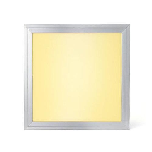 PURPL Led Panel 30x30 cm Varm hvid 3000 Kelvin 18W 100 Lumen per Watt komplet med driver