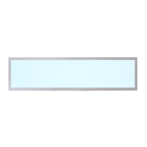 PURPL LED panel 30x120 Kold hvid 40 watt 6000K 120 Lumen per Watt komplet med driver