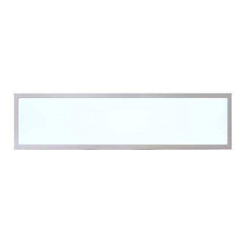 PURPL LED panel 30x120 Kold hvid 36 watt 6000K 120 Lumen per Watt komplet med driver
