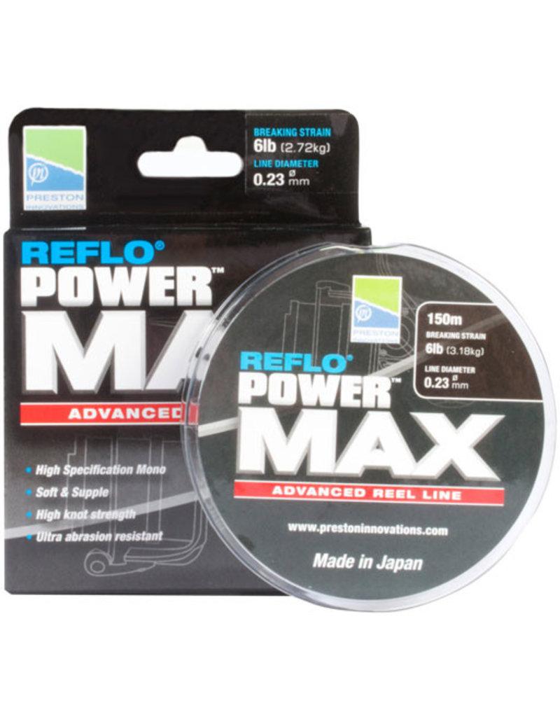 Preston Preston Reflo Power Max Reel Line