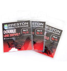 Preston Preston Double Link Swivels