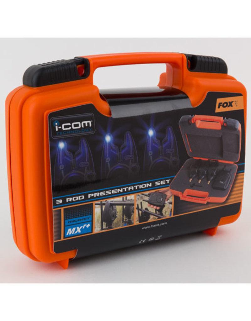 Fox Fox Micron MXr+ Single Alarm & Presentation Sets