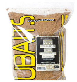 Sonubaits Sonubaits 50:50 Method & Paste Natural 2kg