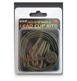 ESP ESP Adjustable Lead Clip Kit Size 9