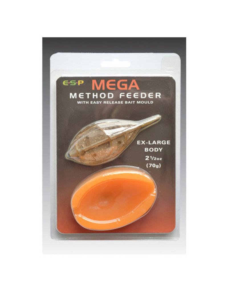 ESP ESP Mega Method Feeder with Mould Large (Green)