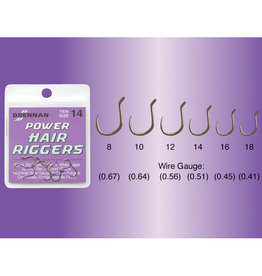 Drennan Drennan Power Hair Rigger Barbless Hooks