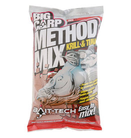 Bait-Tech Bait-Tech Big Carp Method Mix Krill & Tuna 2kg