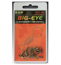 ESP ESP Big-Eye Swivels Size 9