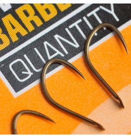 Guru Guru LWG Longshank Wide Gape Barbless Spade End Hooks