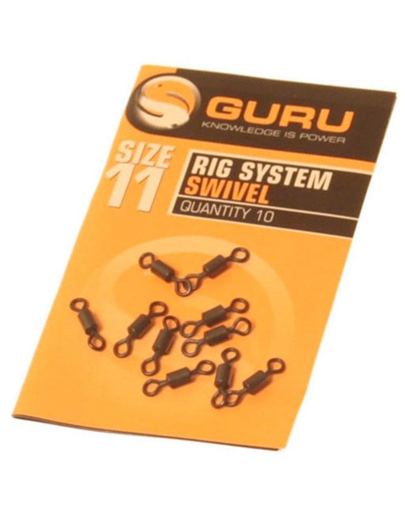 Guru Guru Rig System Swivels Size 11