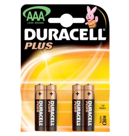 Duracell Plus Battery AAA