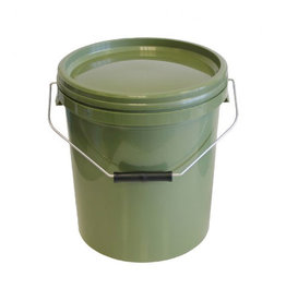 Kent Tackle Kent Tackle Round Green Bucket 5ltr