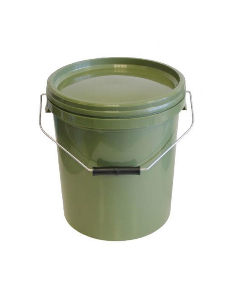 Kent Tackle Kent Tackle Round Green Bucket 5ltr