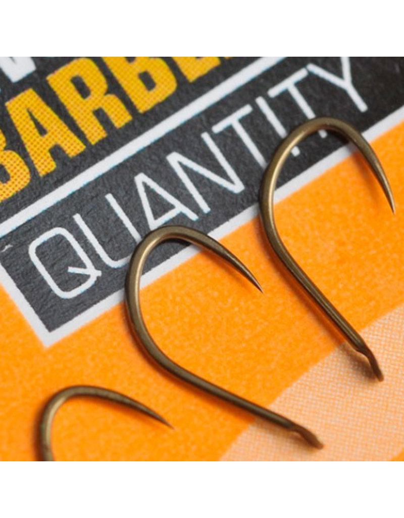 Guru Guru LWG Longshank Wide Gape Barbless Eyed Hooks