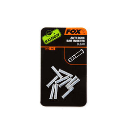 Fox Edges Fox Edges Anti Bore Bait Insert Clear