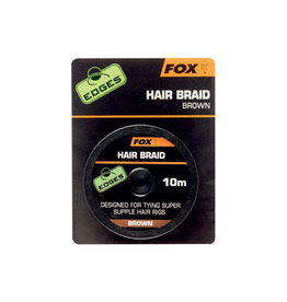 Fox Edges Fox Edges Hair Braid Brown