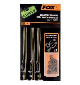 Fox Edges Fox Edges Leadcore Leader Rigs