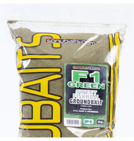 Sonubaits Sonubaits F1 Green 2kg