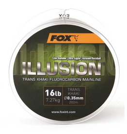 Fox Edges Fox Edges Illusion Fluorocarbon Mainline 200m
