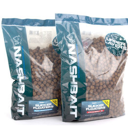 Nash Nash Slicker Floaters 1.4kg & Hookbaits