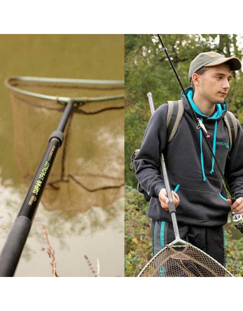 Drennan Drennan Super Specialist Compact Twist Lock Landing Net Pole 1-2m