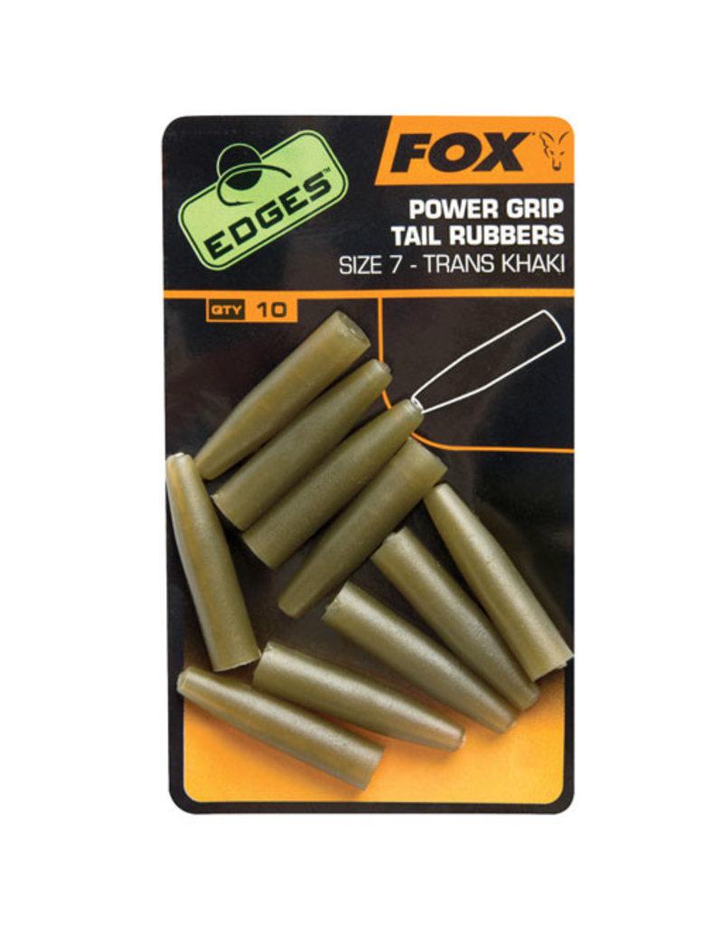 Fox Fox Edges Power Grip Tail Rubbers