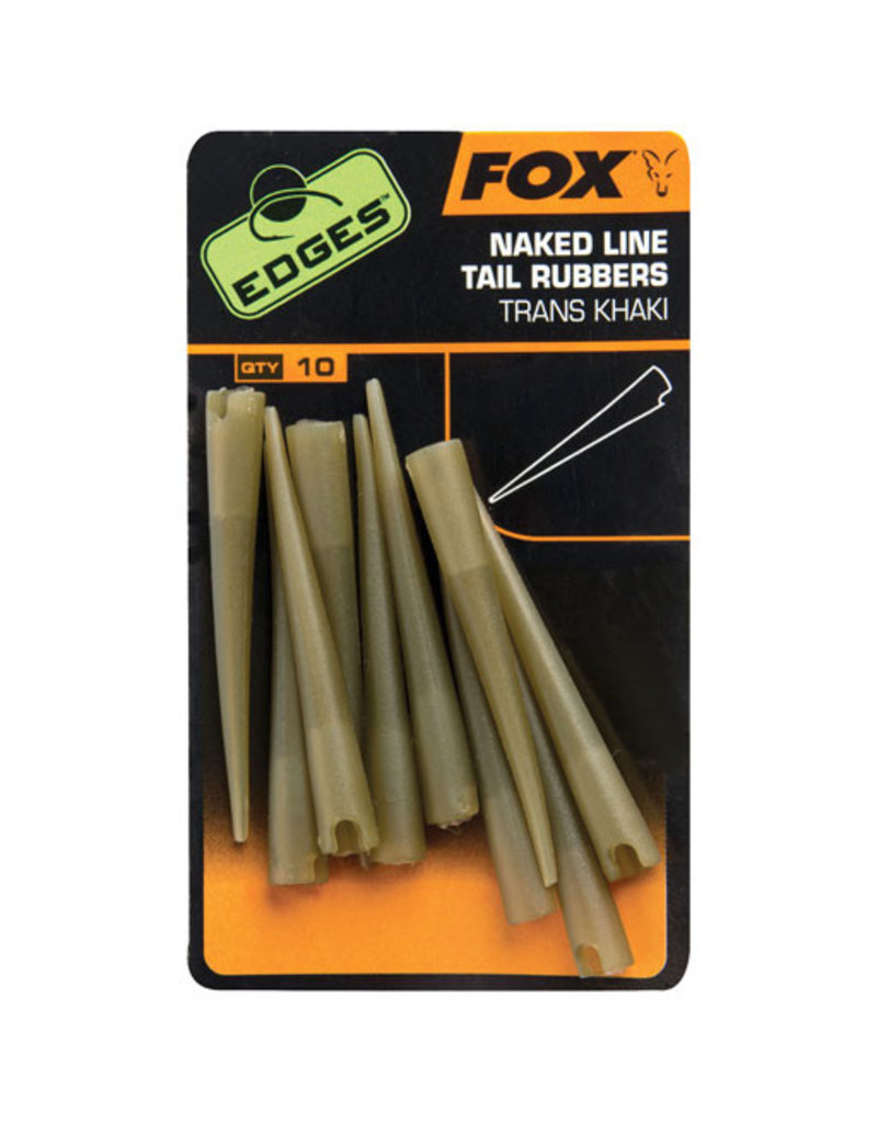 Fox Fox Edges Naked Line Tail Rubber