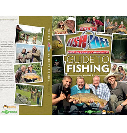 Korda Korda Big Fish Off Book
