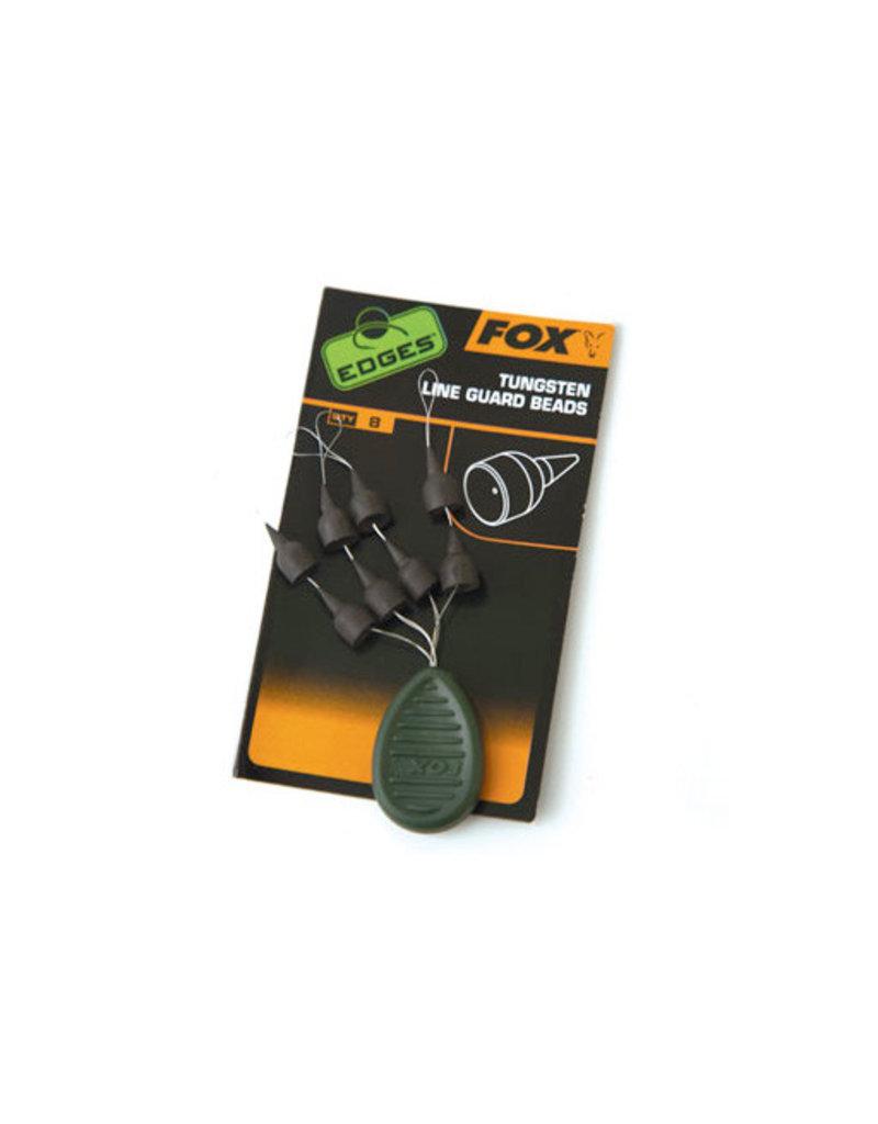 Fox Fox Edges Tungsten Line Guard Beads