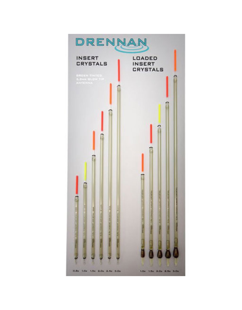 Drennan Drennan Loaded Insert Crystal (green)