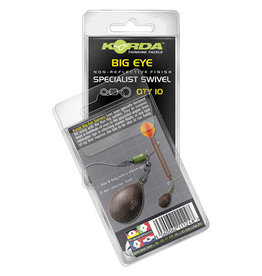 Korda Korda Big Eye Swivels