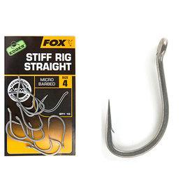 Fox Fox Edges Arma Point Stiff Rig Straight Hooks