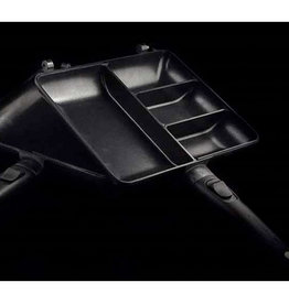 Ridge Monkey Ridge Monkey Connect Combi Pan with Steamer Set Black