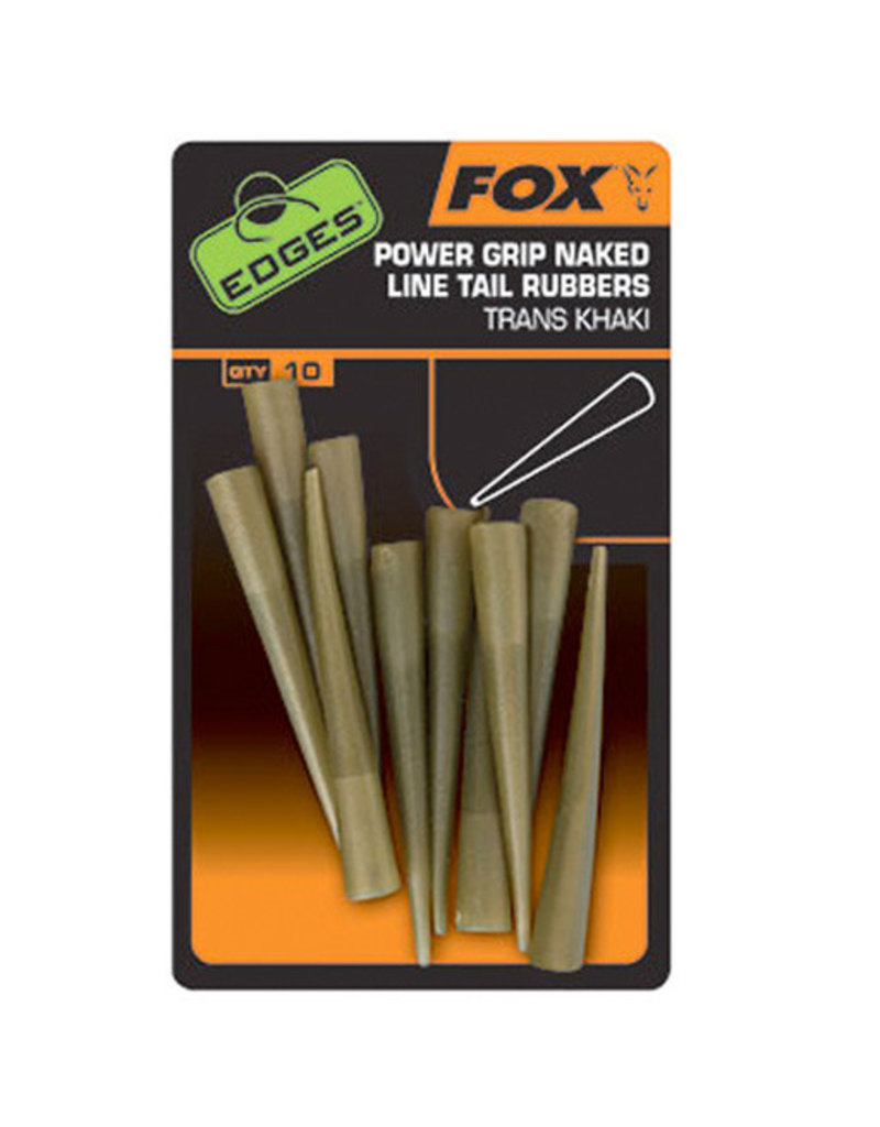 Fox Fox Edges Power Grip Naked Line Tail Rubbers