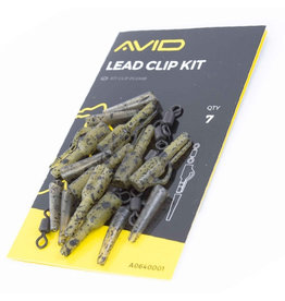 Avid Carp Avid Carp Lead Clip Kit OLD
