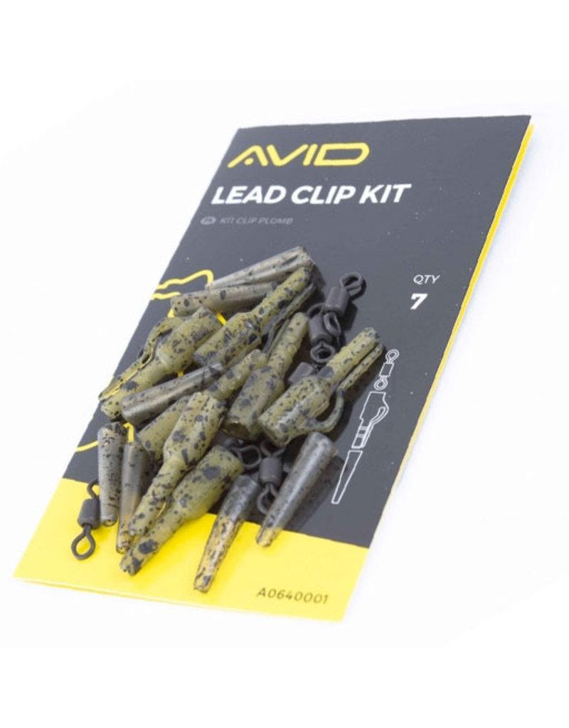 Avid Carp Avid Carp Lead Clip Kit OLD