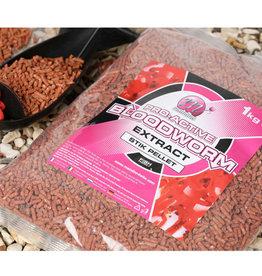 Mainline Mainline Bloodworm Stick Pellet 1kg