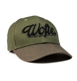 Wofte Wofte Khaki/Brown Trad Cap