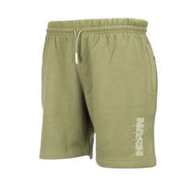 Nash Nash Green Jogger Shorts