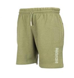 Nash Nash Green Jogger Shorts