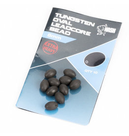 Nash Nash Tungsten Oval Leadcore Bead