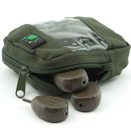 Thinking Anglers Thinking Anglers Clear Front Zip Pouch