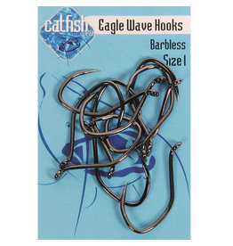 Catfish Pro Catfish Pro Maruto Eagle Wave Hooks