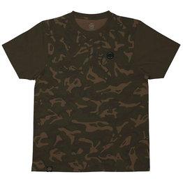 Fox Fox Chunk Dark Khaki/Camo T-Shirt