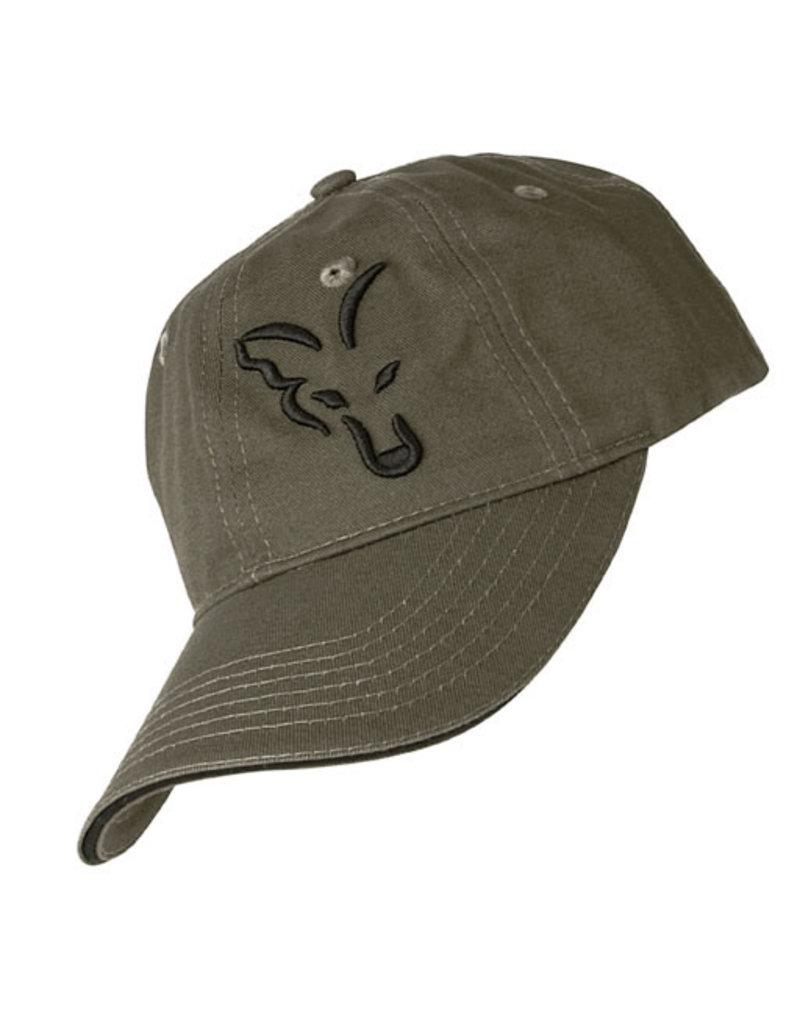 Fox Fox Chunk Green Black Baseball Cap - Kent Tackle  Fishing Tackle ... 72af35c6ec0